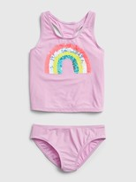 Gap Kids Flippy Sequin Tankini