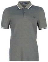 Fred Perry TWIN TIPPED SHIRT