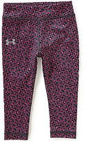 Under Armour Baby Girls 12-24 Months Printed Leggings