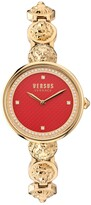 Thumbnail for your product : Versus By Versace Women's South Bay Gold-Tone Stainless Steel Bracelet Watch 34mm