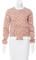 Thakoon Floral Printed Bomber Jacket