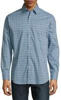 Robert Talbott Anders Casual Button-Down Cotton Sportshirt