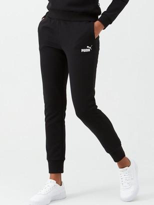 Puma Essentials Sweat Pants - Black