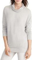Lauren Ralph Lauren Cowl Neck Jersey Sweater