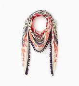 Promod Tassled scarf