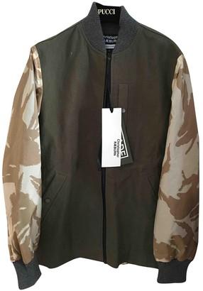 Christopher Raeburn Khaki Synthetic Jackets