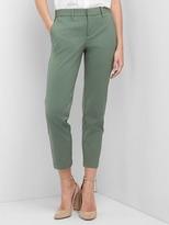 Gap Slim crop pants