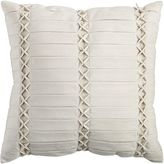 """Pier 1 Imports Gilded Damask 14"""" Decorative Square Pillow"""