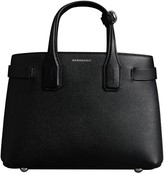 Burberry The Small Banner in Leather