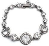 Givenchy Crystal Pave Disc Bracelet