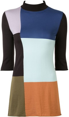 Colville Colour Block Jumper