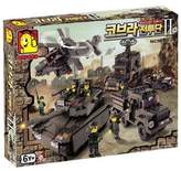 Oxford Cobra Military II Series Special Forces 1000 Piece Building Block Set