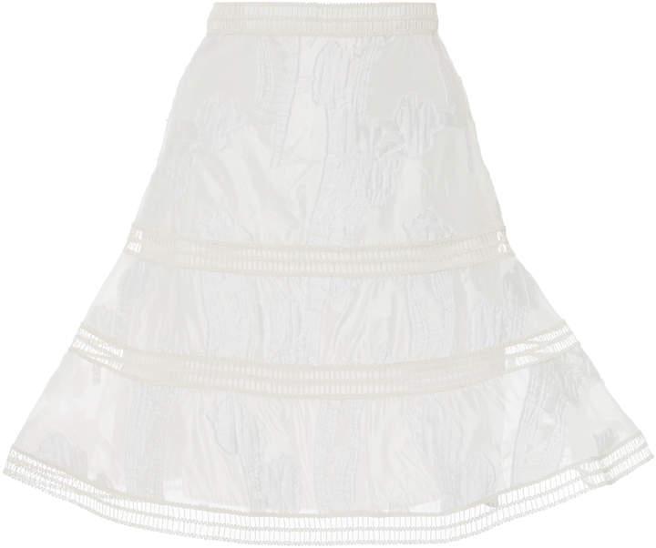 Alexis Kamryn A Line Skirt