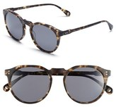 Raen Men's 'Remmy' 52Mm Polarized Sunglasses - Matte Brindle Tortoise/ Smoke