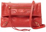 Balenciaga Classic Mini Leather Envelope Strap Crossbody