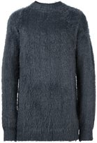 Faith Connexion fuzzy sweater - men - Polyamide - S