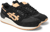 Asics - Gel-respector Mesh And Suede Sneakers