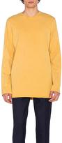 Neuw Enkel Sweatshirt in Yellow. - size S (also in )