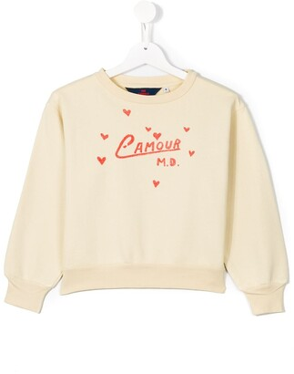 The Animals Observatory L'Amour sweatshirt