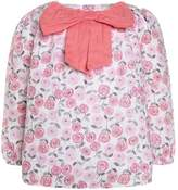 Mothercare ROSE BOW BLOUSE BABY Blouse white