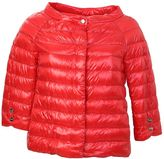 Herno Red Nylon Ultralight Padded Jacket