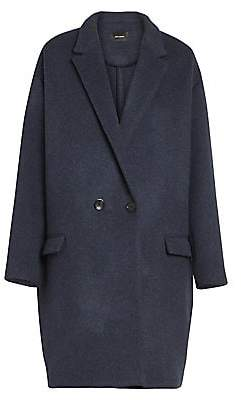 Isabel Marant Women's Filipo Cocoon Coat