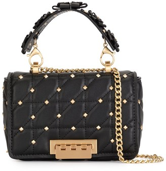 ZAC Zac Posen Earthette quilted leather shoulder bag
