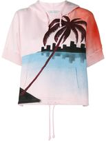 Faith Connexion palm tree print sweatshirt