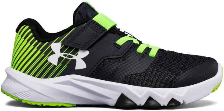 6033aff777e33 Boys' Pre-School UA Primed 2 Adjustable Closure Running Shoes