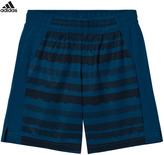 adidas Navy Printed Training Shorts
