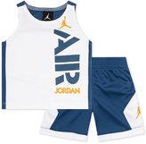 Jordan Baby Boys' 2-Pc. Varsity Tank & Shorts Set