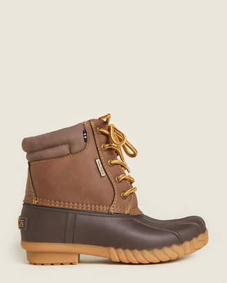 Nautica Kids Boys) Brown Channing Duck Boots