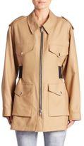 Alexander Wang Cotton Parka Jacket