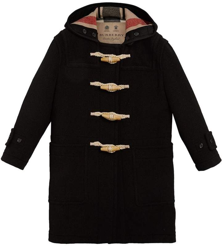 Burberry Greenwich duffle coat