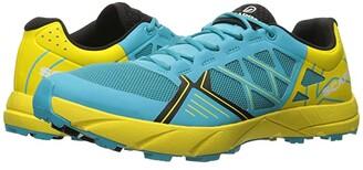 Scarpa Spin (Scuba Blue/Lemon) Women's Shoes