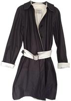 Saint Laurent Blue Coat
