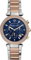Michael Kors MK6141 Parker rose gold-tone watch