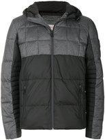 Calvin Klein padded hood coat