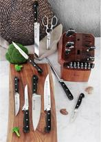 Cangshan V2 Series 22-Piece German Steel Forged Knife Block Set