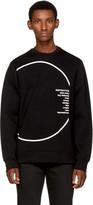Diesel Black Gold Black Circle Sweatshirt