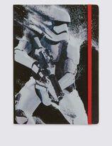 Marks and Spencer Kids' Star WarsTM Notebook