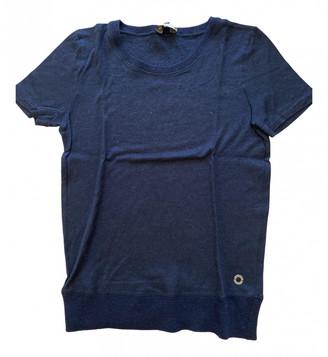 Loro Piana Blue Cashmere Knitwear