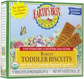 Earth's Best Toddler Biscuits
