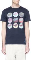 Paul Smith Eye print T-shirt