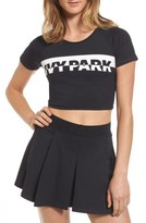 Ivy Park Women's Broken Logo Crop Top