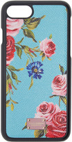 Dolce & Gabbana Blue Rose Iphone 7 Case