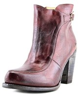 Bed Stu Isla Women Pointed Toe Leather Ankle Boot.