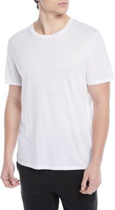 Vince Men's Short-Sleeve Pima Crewneck Jersey T-Shirt