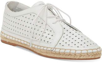 Vince Camuto Galstita Lace-Up Flats Women Shoes