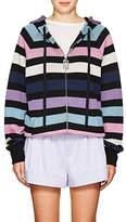 Marc Jacobs Women's Striped Jersey Hoodie